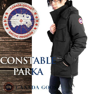 d3a08944a8b ... CANADA GOOSE men Constable parka CONSTABLE PARKA down jacket military  down CANADA GOOSE Model No- ...