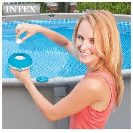 INTEX(インテックス)浮遊式塩素供給器ケミカルフローターCD5【 12.7 cm】Floating Chemical Dispenser 29040 正規品