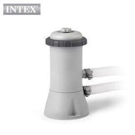 INTEX(インテックス)浄化装置【サイズM】Krystal Clear Cartridge Filter Pumps 28603 正規品