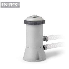 INTEX(インテックス)浄化装置【サイズL】Krystal Clear Cartridge Filter Pumps 28637 正規品