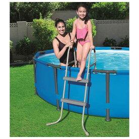 Bestway(ベストウェイ)ハシゴ【高さ 84 cm】Pool Ladders 58430 ラダー 梯子 はしご