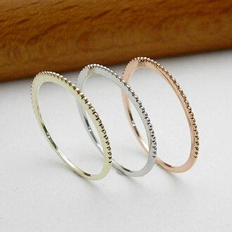 K10YG/WG/PG rings (MIL / metal ring)