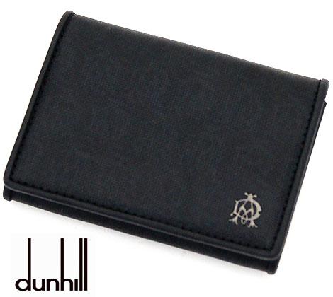 dunhill  ダンヒル WINDSOR BLACK ウィンザーブラック 小銭入れ コインパース ブラック L2PA80A【送料無料】【05P03Dec16】