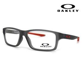 OAKLEY オークリー OY8002-0349 メガネフレーム CROSSLINK XS ジュニア 子供用 キッズ クロスリンク 伊達メガネ サテングレースモーク 正規商品【送料無料】