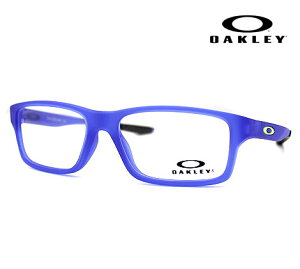 OAKLEY オークリー OY8002-0849 メガネフレーム CROSSLINK XS ジュニア 子供用 キッズ クロスリンク 伊達メガネ Matte Sea Glass Retina ブルー 正規商品【送料無料】