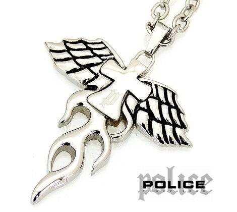 POLICE  ポリス PHOENIX ネックレス/ペンダント シルバー 25328PSS01【送料無料】【05P03Dec16】