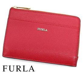 FURLA フルラ 1045935 BABYLON バビロン カードケース コインケース 小物入れ FRAGOLA フラゴーラ(レッド系) 【送料無料】