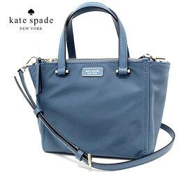 kate spade アウトレット ケイトスペード WKRU5917 425  small satchel dawn ショルダーバッグ ハンドバッグ consellblu(ブルー系)【送料無料】