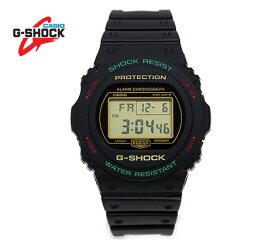 CASIO G-SHOCK DW-5700TH-1JF カシオ 腕時計 ウィンタープレミアム Throwback 1990s ブラック×レッド×グリーン 【送料無料】
