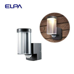 エルパ 乾電池式LEDセンサーライト ESL-EX301BT ELPA 朝日電器 防沫形(IPX4)防雨・防水仕様・屋外