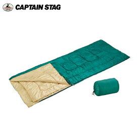 3シーズン封筒型シュラフ/寝袋 M-3445 3ピースシュラフ1200 キャプテンスタッグ(CAPTAINSTAG) アウトドア用品・キャンプ用品・バーベキュー(BBQ)用品・寝具・テント・バンガローで、防災・災害グッズとしても!