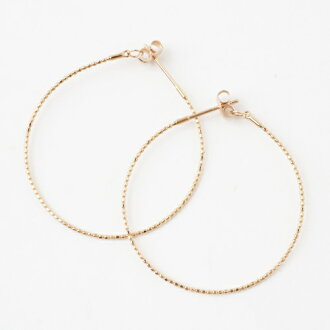 ★・進入緊固件18錢粉紅黄金2個細致的8mm akoya珍珠的在的大頭針式在高雅·鑽石cut(鐵環無環耳環)