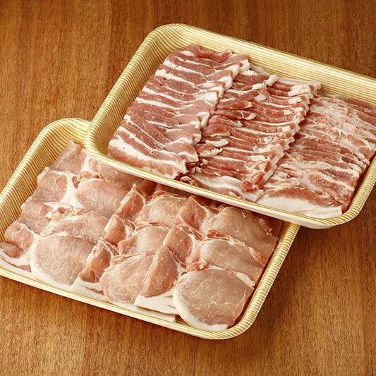 みかわポーク ロース・バラ焼肉用(豚肉)1kg