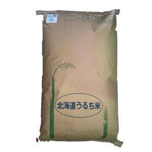【令和元年産】北海道北竜町産 農薬節減米 ななつぼし 玄米 30kg 【送料無料】