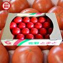 【クール送料無料】栃木県佐野市産トマト 1箱4キロ入り JA佐野出荷規格クリア品 家族友達とシェアできる容量/産地…