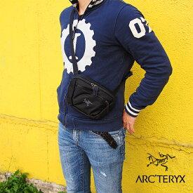 ARCTERYX アークテリクス MAKA1 Waist Pack マカ1 1.5L 17171 ショルダーバッグ ボディバッグ ブラック アークテリクス リュック