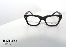 TOM FORD トムフォード TF5178 伊達メガネ アイウェア 001ブラック 伊達眼鏡 サングラス