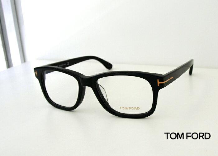 TOM FORD トムフォード TF5182 伊達メガネ アイウェア 001/ブラック 伊達眼鏡 サングラス