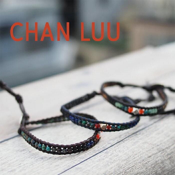 CHAN LUU チャンルー メンズ シングルラップブレス ブレスレット SINGLE WRAP BRACELET BSM-1635 全3色 チャンルー ブレスレット メンズ