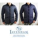 LAVENHAM ラベンハム メンズ キルティングジャケット RAYDON レイドン 全2色 ラベンハム メンズ ラベンハム キルティング コート