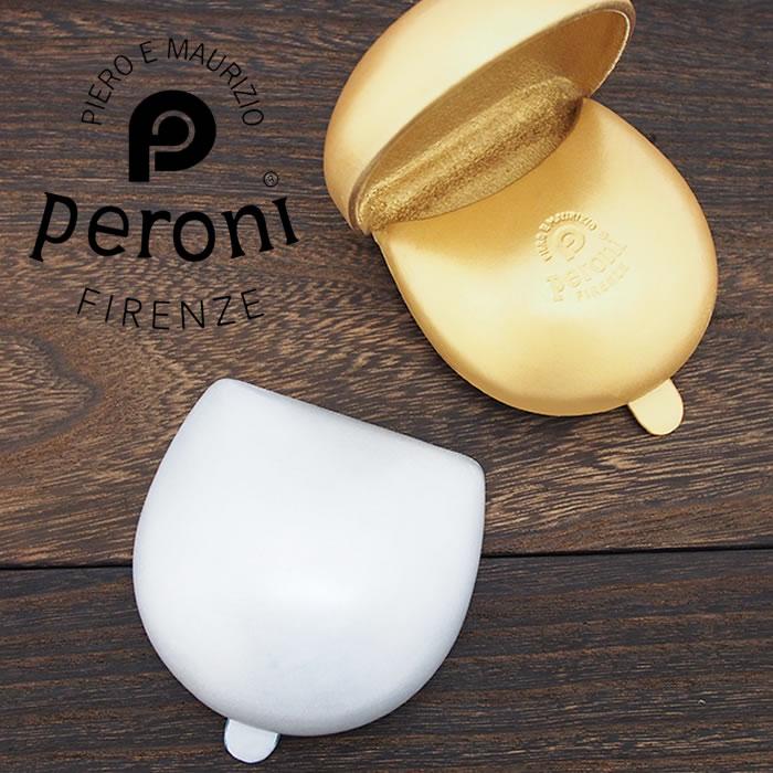 PERONI ペローニ 594 コインケース 小銭入れ ゴールド/シルバー ペローニ コインケース 【ラッピング対応】 父の日ギフト
