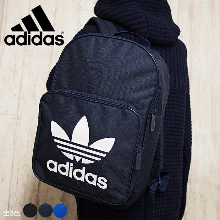 adidas アディダス リュック バックパック BACKPACK CLASSIC TREFOIL リュック バックパック 全3色 DJ2172 アディダス リュック