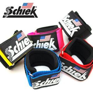 Schiek シークネオプレンリストラップ 全5色 Wrist Supports トレーニング リストラップ 筋トレ ジム 手首 固定 サポーター 左右1組セット