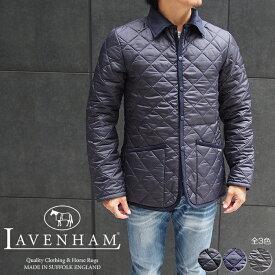 LAVENHAM ラベンハム メンズ キルティングジャケット RAYDON レイドン 全3色 ラベンハム メンズ ラベンハム キルティング コート