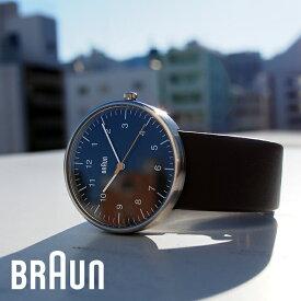 BRAUN ブラウン 腕時計 メンズ 38mm ブラック×ブラウン BN0021 メンズ腕時計 ウォッチ ブラウン 時計