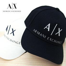 ARMANI EXCHANGE アルマーニエクスチェンジ ベースボールキャップ 全2色 954039 CC513 帽子 ユニセックス アルマーニエクスチェンジ キャップ A/X