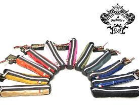 【メール便可】 OROBIANCO オロビアンコ PRICK プリック ペンケース ナイロン×レザー 全11色
