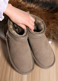【送料無料】【超売れ筋】ムートンブーツ レディース ショートブーツ 痛くない 疲れない靴 ブーティ 歩きやすい