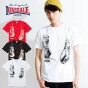 LONSDALE/ロンズデール GLOVE Tシャツ【14SS】 GRA014[メンズ 半袖 Tシャツ カットソー ティーシャツ カットソー おしゃれ かっこい...