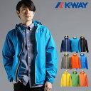 K・WAY/ケーウェイ LE VRAI 3.0 CLAUDE レインウェア K004BD0[メンズ ジャケット アウター 雨合羽 レインウェア レインジャケット...