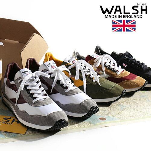 [SALE]Walsh/ウォルシュ Ensign シューズ ENS70008/ENS70010/ENS70013/ENS70026[メンズ スニーカー 靴 ローカット おしゃれ かっこいい 紳士 春服 春物 春 夏服 夏物 夏 大人 彼氏 プレゼント]