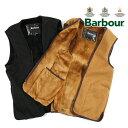 Barbour/バブアー SL Fur Liner ファーライナー MLI0035[メンズ ブルゾン ジャケット おしゃれ かっこいい 紳士 秋服 …