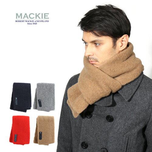 [SALE]ROBERT MACKIE/ロバートマッキー ブラッシュドマフラー SELF COLOUR BRUSHED SCARF CFN299/17[メンズ ストール 起毛 ふわふわ もこもこ ウール 男女兼用 ユニセックス おしゃれ かっこいい 冬服 冬物 冬 大人 彼氏 プレゼント]◆30%〜49%