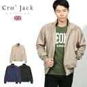 [SALE]Cro'Jack/クロジャック ハリントンジャケット Hendon Harrington Jacket[メンズ ブルゾン ジャケット ハリントン バラクータ スウィングトップ チェック 英