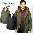 Barbour/バブアー ファー裏地フーデッドビデイルジャケット HOODED BEDALE SL(non oil) foodfur MCA0439[メンズ ジャケット フードジャケット ナイロン フ