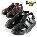 Dr.martens/ドクターマーチン レザーサンダル カシオン Kassion 24629001[メンズ シューズ サンダル 靴 コンフォート…