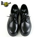 Dr.martens/ドクターマーチン CORE 1461Z WHITE STITCH 3-EYE 3ホール SHOE 24757001 Black Smooth[メンズ 靴 ブーツ …