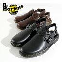 Dr.martens/ドクターマーチン Leather Sandal レザーサンダル Jorge RVE ホルヘ 24412001[メンズ シューズ サンダル …