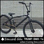 BMXトランプビーチクルーザー♠fivecard-bikeファイブカードバイク