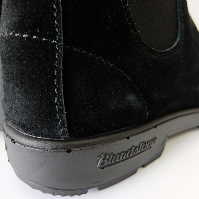 BLUNDSTONE1455ブランドストーンBS1455009BLACKBROWNメンズレディースブーツサイドゴアスエードレザー黒