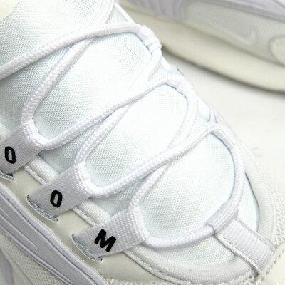 ナイキメンズNIKEZOOM2K[AO0269-100SAIL/WHITE-BLACK]ナイキズーム2000ホワイト白スニーカー2019SPRING新作オフホワイトグレー