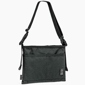 クローム ミニ ショルダーバッグ CHROME MINI SHOULDER BAG ALL BLACK 黒 日本正規取扱店