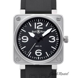 ベル&ロス BELL&ROSS BR01-92 オートマティック BR01-92B-R 新品 時計 メンズ