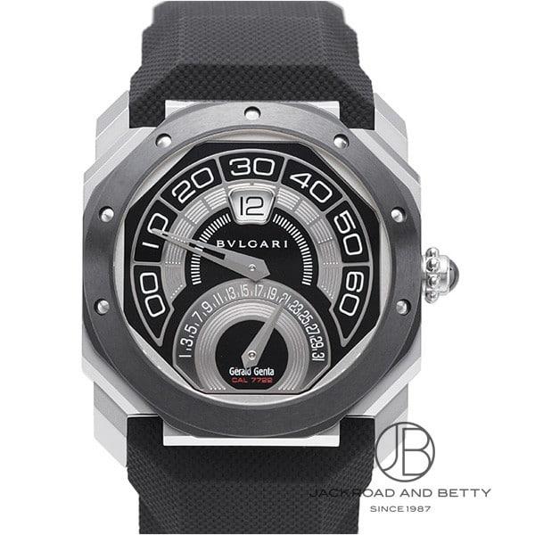 ブルガリ BVLGARI オクト バイレトロ ジェラルド・ジェンタ BGO43BSCVDBR 【新品】 時計 メンズ