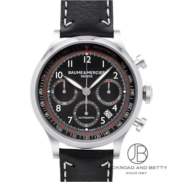 ボーム&メルシェ BAUME&MERCIER ケープランド クロノグラフ MOA10001 【新品】 時計 メンズ