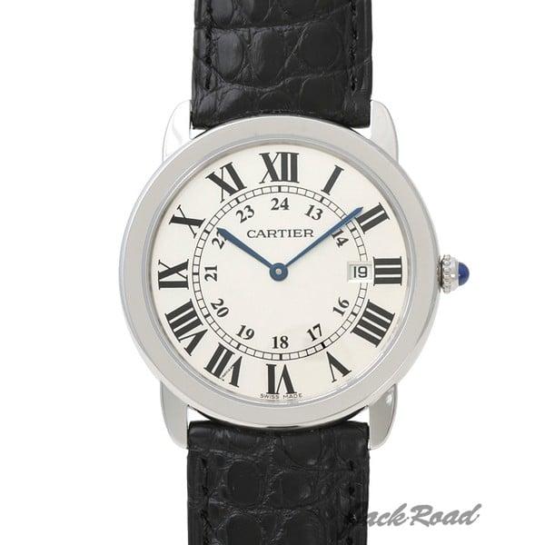 カルティエ CARTIER ロンドソロ W6700255 【新品】 時計 メンズ